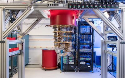 Google Claims a Quantum Breakthrough That Could Change Computing