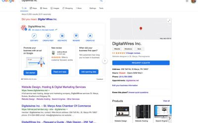 Google My Business – THE Most Important Listing For Your Business