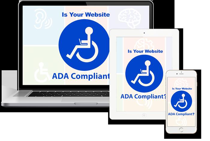 ADA Compliant Website St. Marys, Dubois, Bradford PA