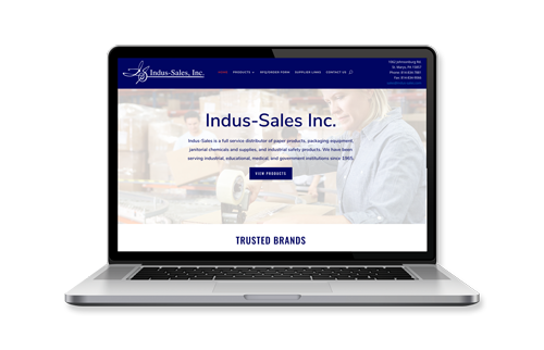 Indus-Sales Industrial Janitorial Supplies